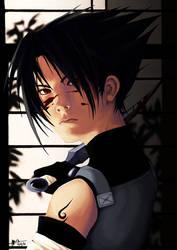 Anbu Sasuke XD by kimiko