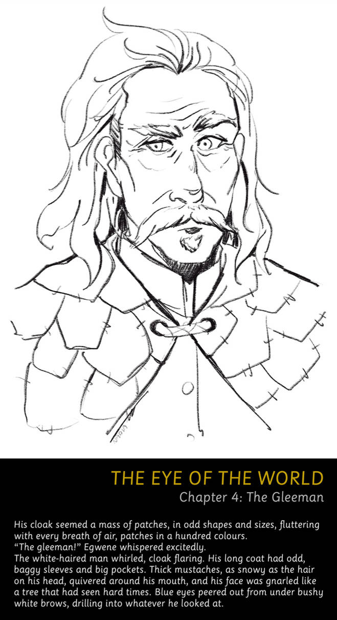 Eye of the World Project - Chapter 4