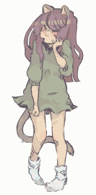 NNSG: koneko-chan by Worst-Username