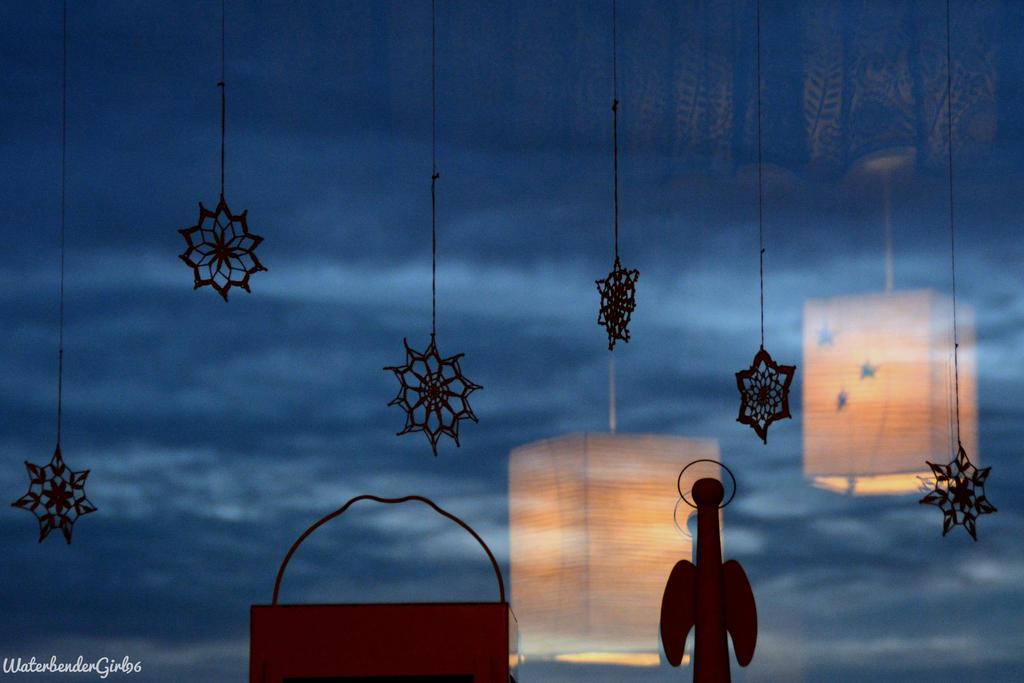 Christmas Eve by WaterbenderGirl96