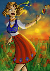 Polska Malowana by WaterbenderGirl96