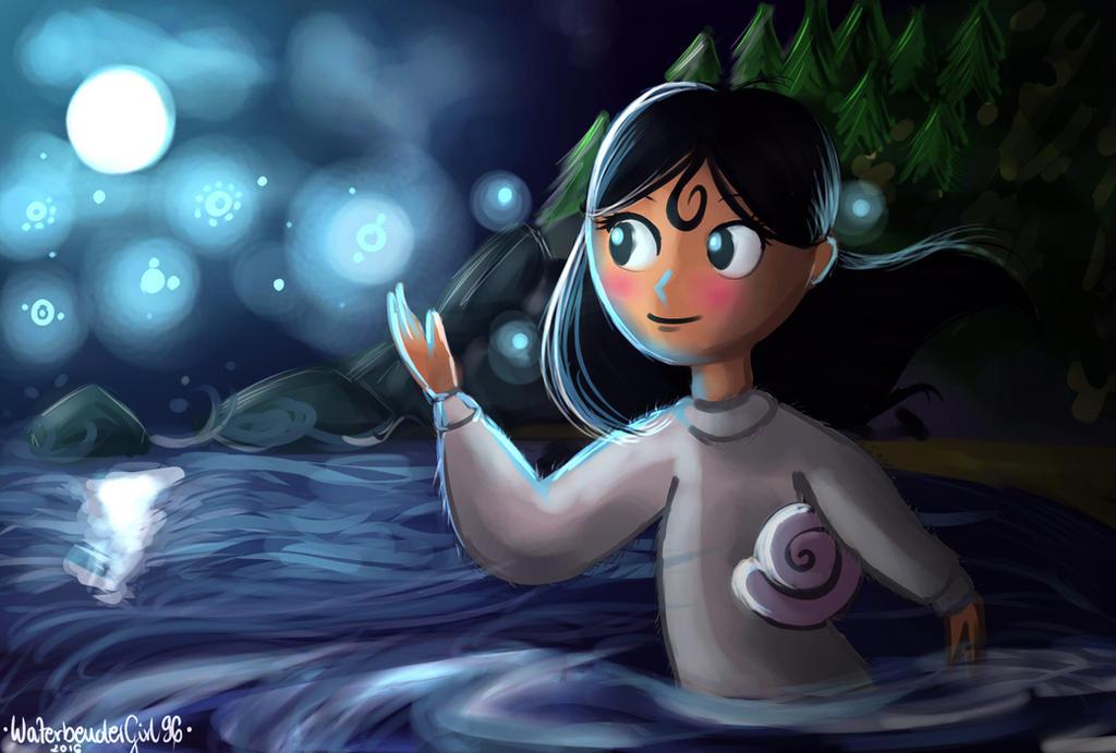 Song of the Sea by WaterbenderGirl96