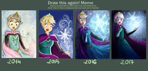 Draw This Again Meme (2017)
