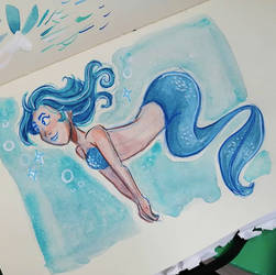 another mermaid :D