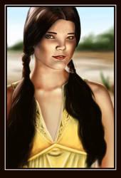 Chewyz Girl by Khantinka
