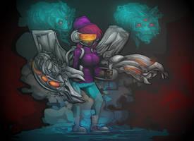 Spirit Gloves by Gambear1er