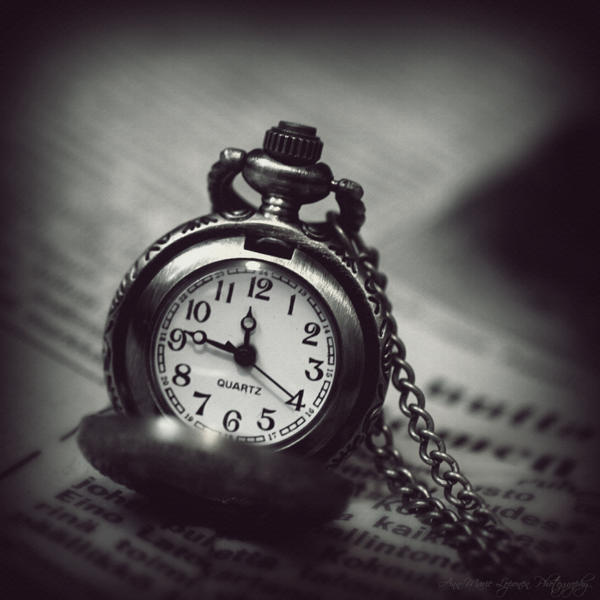 Time will guide you