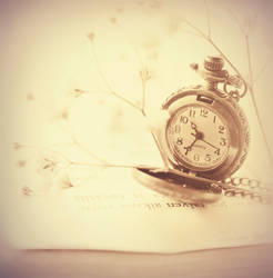 There is time for everything...