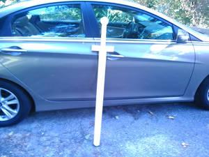 My Sword, WIP Part 1