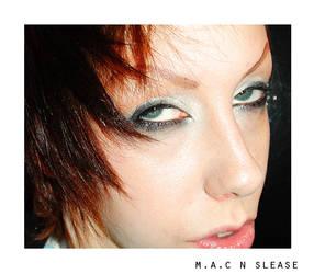 M.A.C. n Sleaze by satat