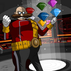 I Am the Eggman by DeltaStarfire