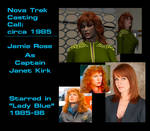 Nova Trek Casting Call