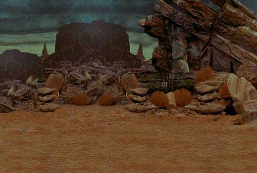 Talos IV Background