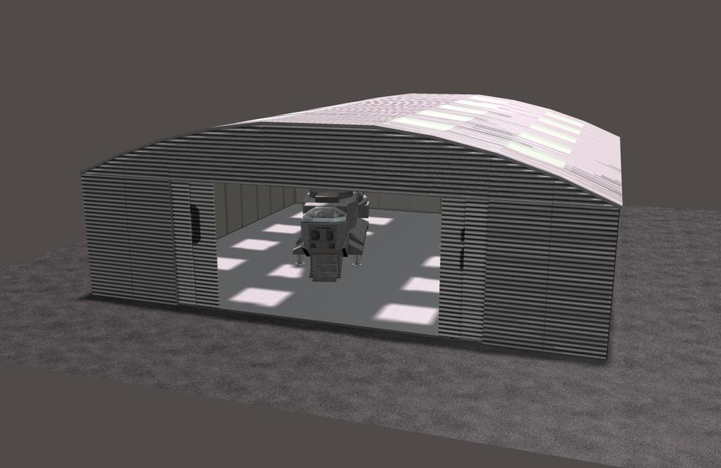 Hangar replacement by mdbruffy