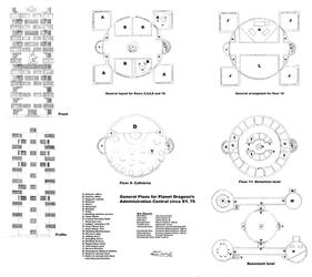 General views and floor plans- A-Central