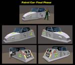 Patrol Car- Final Phase