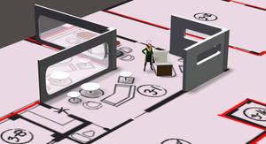 Arrow's new office 2