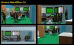 Arrow's New Office- 10