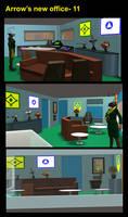 Arrow's new office- 11