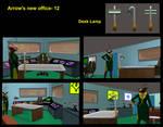 Arrow's new office- 12