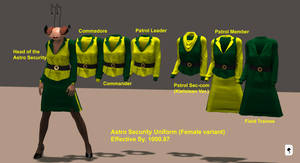 New Uniform variants Sy '87