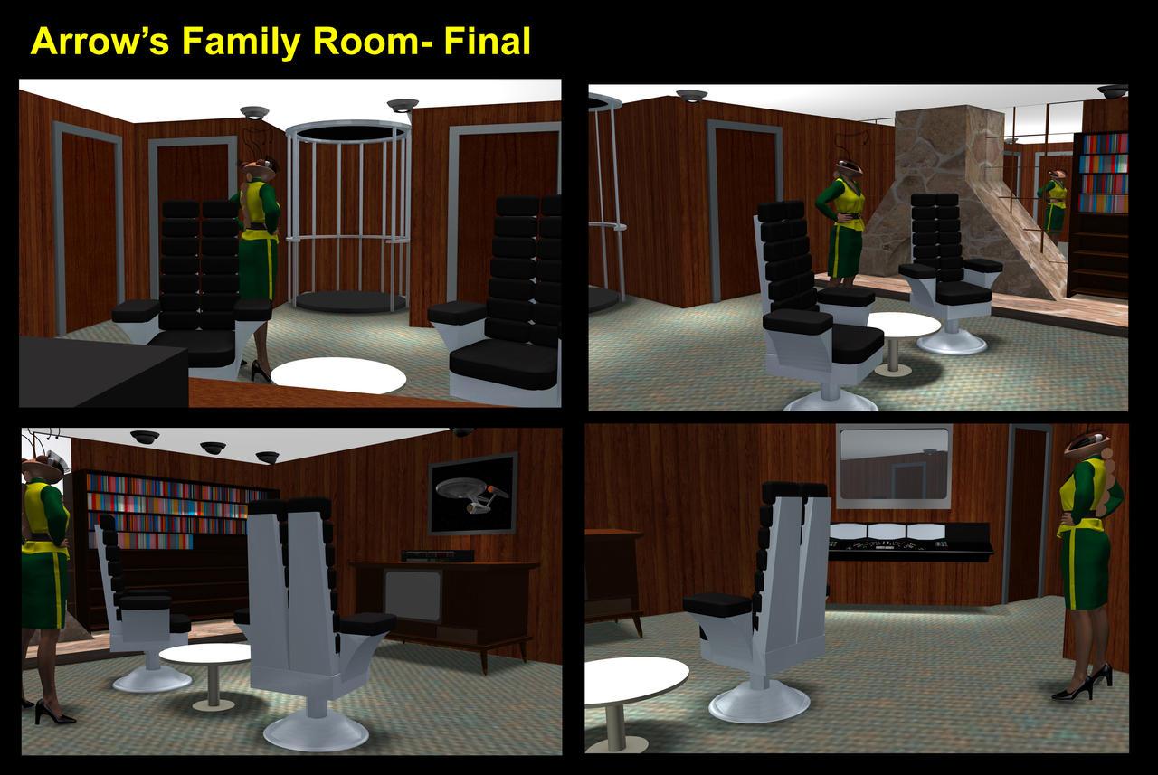 Arrow's Family Room- Final