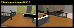 Tilen's apartment- WIP 2