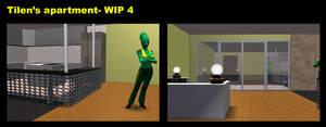 Tilen's apartment- WIP 4
