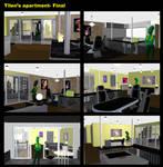 Tilen's apartment- Final
