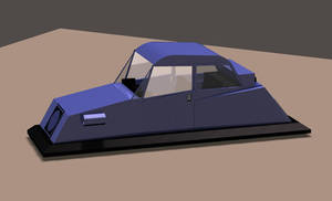 The Family car - WIP