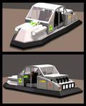 New Patrol car WIP 2