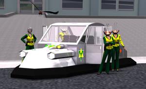 New Patrol Car