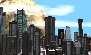 Liminien Skyline