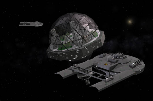 Space Colony D