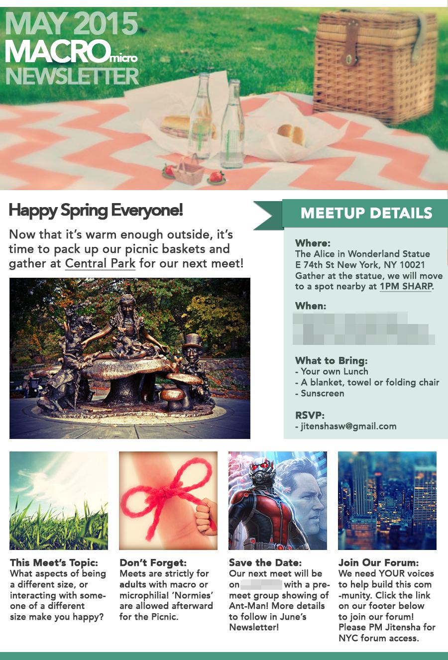 art Macro Micro Meetup