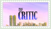 The Critic Stamp by Ivol-Robot