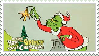 How the Grinch Stole Christmas Stamp by Ivol-Robot