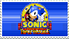 Sonic Triple Trouble Stamp by Ivol-Robot