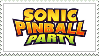 Sonic Pinball Party Stamp by Ivol-Robot