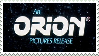 Orion Pictures Stamp by Ivol-Robot