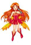 Mermaid Melody Seira