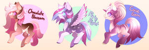Pony Adopt Batch (AUCTION)(CLOSED)