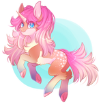 Pinky Cream Adopt (CLOSED)