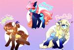 Summer Theme Pony Adopts (CLOSED)