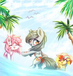 Summer Lasts Forever (YCH Complete) by Cabbage-Arts
