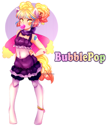 BubblePop - Witchfae (CLOSED) by Cabbage-Arts