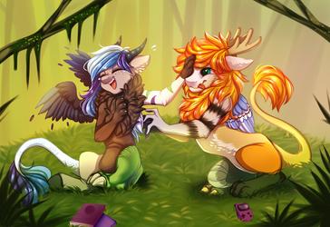 Forest Hangout (COM)