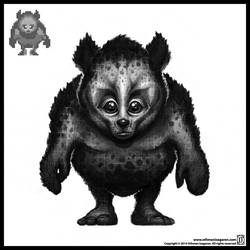 Pixel Bear by OthmanIzagaren
