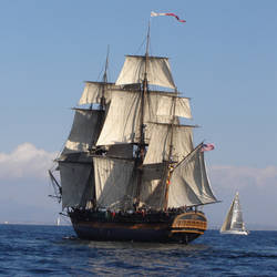 HMS Surprise by StasiaM