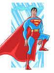 Superman Christopher Reeve Style